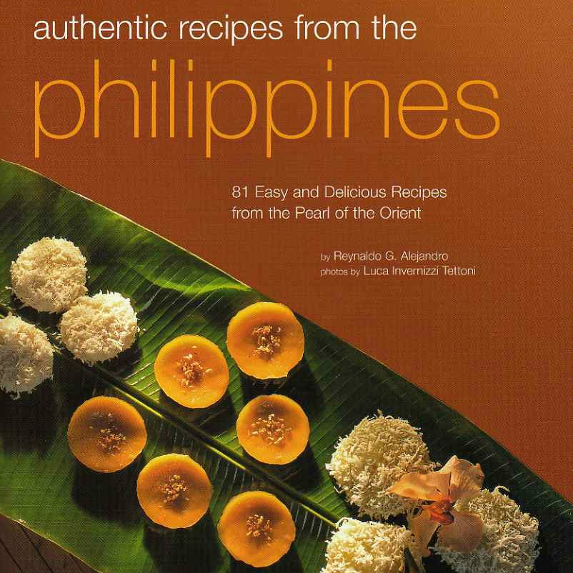 Filipino store authentic recipes from the philippines filipino cookbook authentic recipes forumfinder Image collections