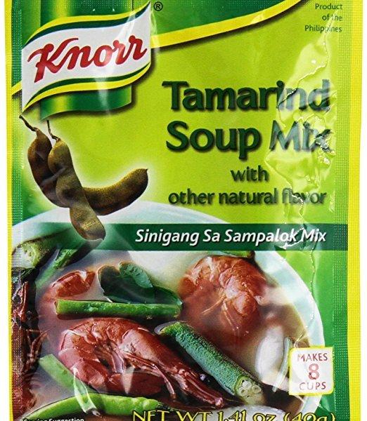 Knorr: Tamarind Soup Mix