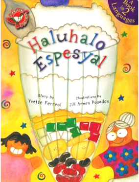 Halo-Halo Children's Book