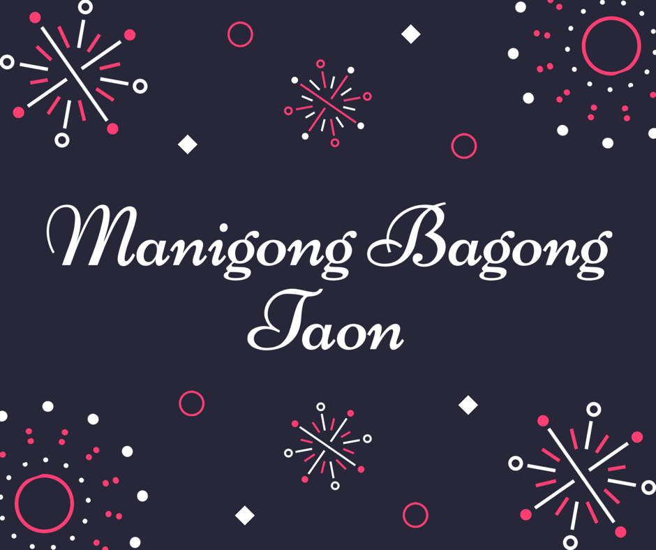 New Year\'s Eve & New Year\'s Day Greetings in Tagalog