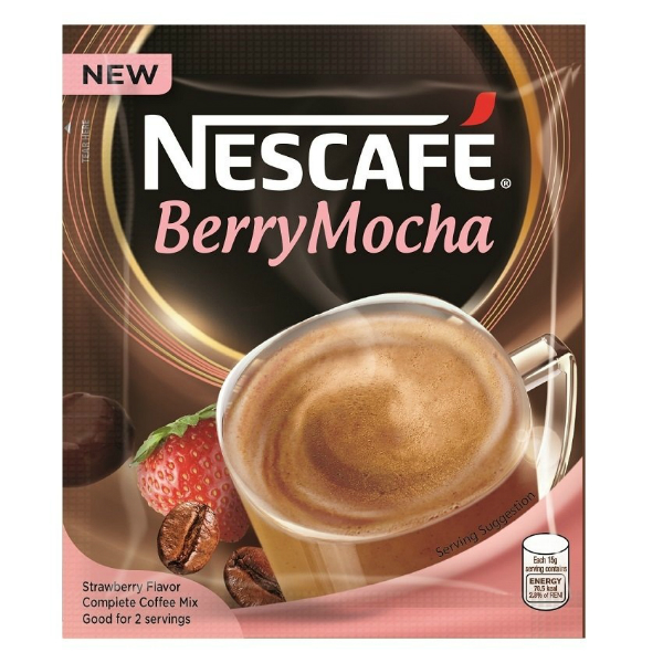 Nescafe Berry Mocha