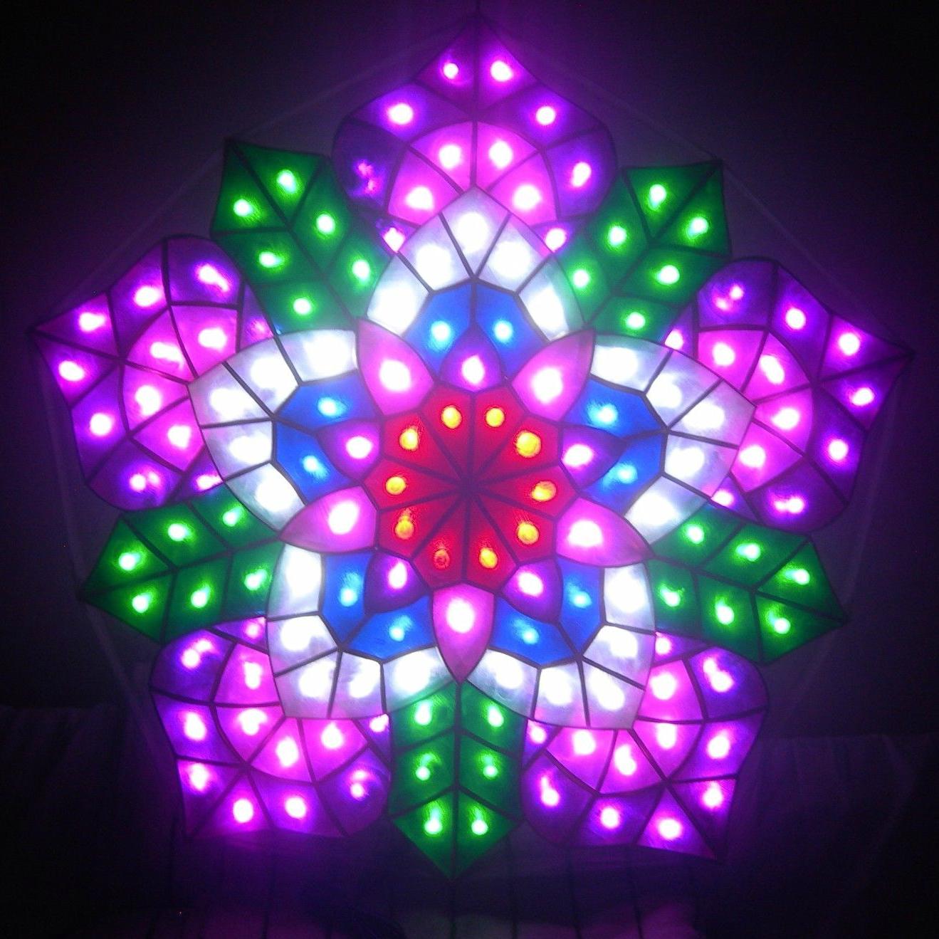 parol filipino christmas lantern