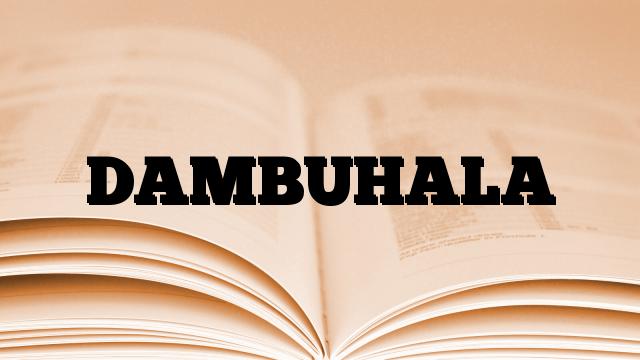 DAMBUHALA