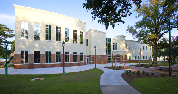 Spring Hill College LEED Silver Student Center The