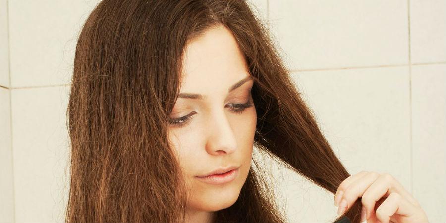 cabelo seco ressecado