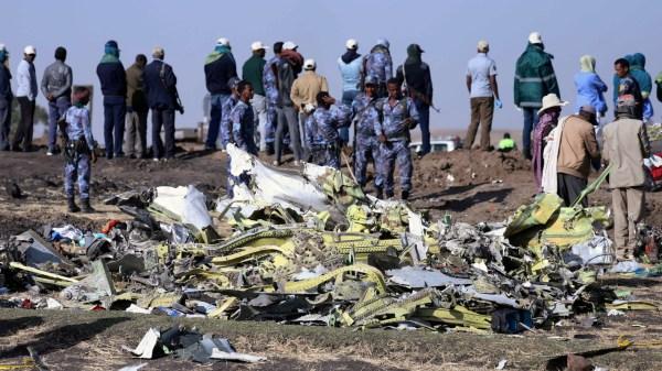 EthiopianAirlinesAbsturzquotWie unter die Erde getaucht