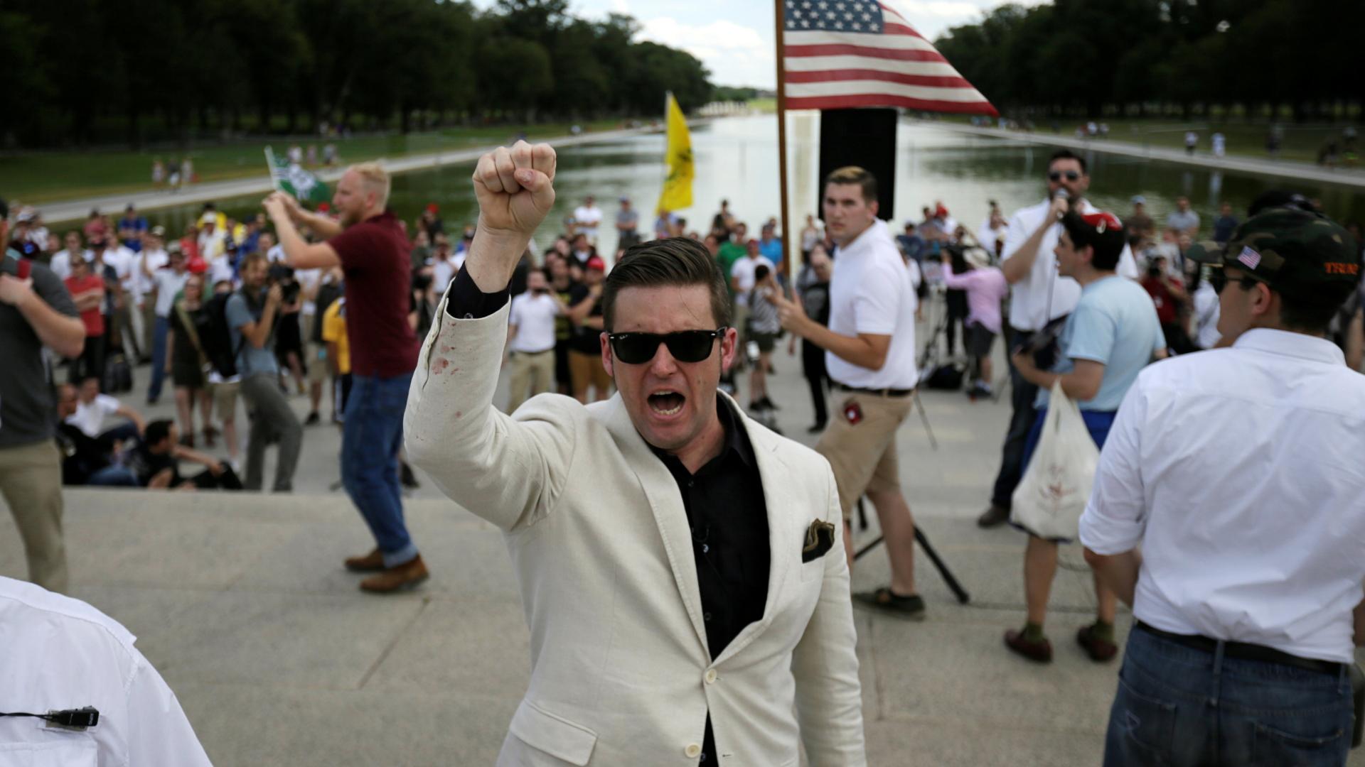 Richard S. Spencer, Begründer der Alt-Right-Bewegung in den USA | Bildquelle: REUTERS