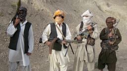 Militante Taliban in der Provinz Helmand in Afghanistan (Foto: picture-alliance/ dpa)