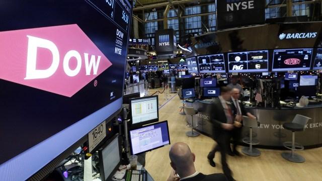 Dow Jones, NYSE New York