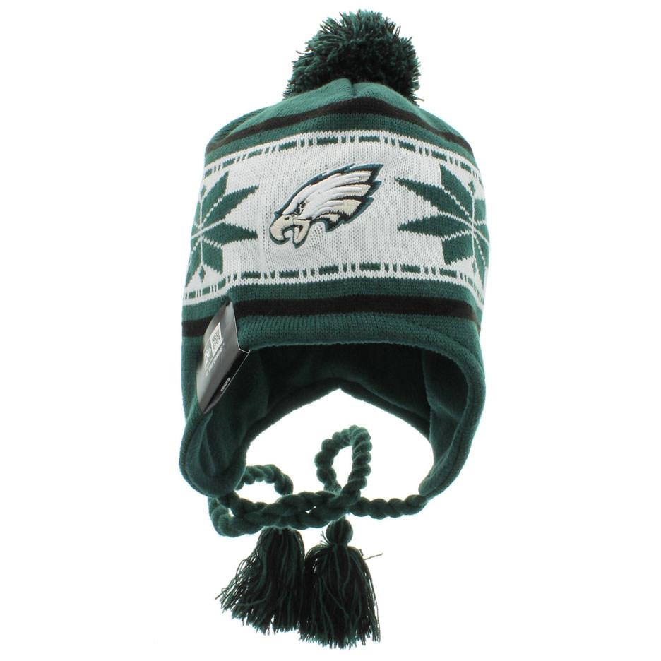 Knitted Baby Hat Pom Pom