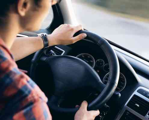 Does insurance cover you for driving someone else's car?