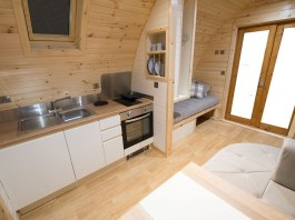 TAG Level - Glamping Pods from Timeless Pods
