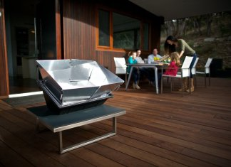 Solavore Sport Solar Oven - Cooking with All Season Solar Reflectors