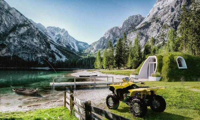 Compass Green - FRP Homes - Green Mountain Concept