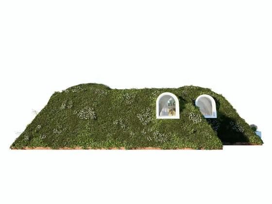 Compass Green - FRP Homes - Gannet