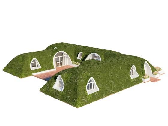 Compass Green - FRP Homes - Yosemite