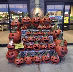 Randall's pumpkins