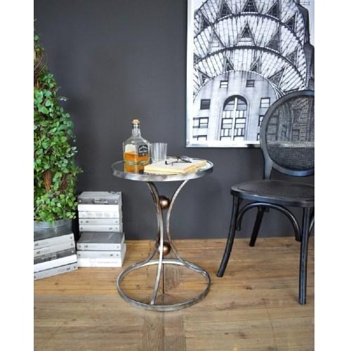 Tavolino SILVER STYLE - TAG'S