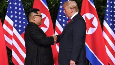 Photo of ترامب وزعيم كوريا الشمالية يوقعان وثيقة شاملة بعد قمة تاريخية