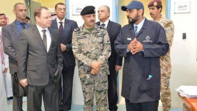 Photo of النائب العام المصري يزور إصلاحية الرياض