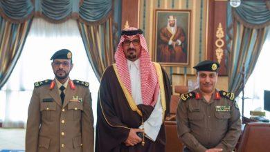 Photo of الأحمدي إلى رتبة لواء