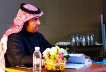 """Photo of """" الشهراني """" ينال شهادة الماجستير"""