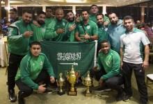 Photo of أثقال الأخضر أبطالاً لكبار و شباب العرب