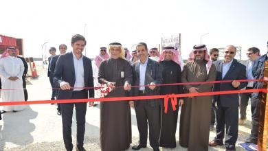 """Photo of افتتاح إعمال الإنشاءات لمحطة شركة """"فيوليا الشرق الأوسط"""""""
