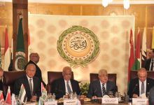 Photo of Arab foreign ministers confirm rejecting US peace plan