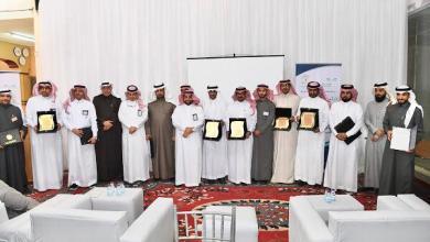 Photo of الشلعان يكرم المدارس الفائزة على جائزة الانضباط المدرسي بتعليم شرق الدمام