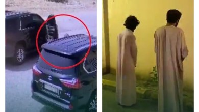 Photo of #سناب_الداخلية :القبض على 4 مواطنين ويمني تورطوا في سرقة لكزس تحت تهديد السلاح