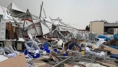 Photo of قطر.. إصابة 23 شخصا في انهيار خيام مستشفى ميداني لمرضى كورونا
