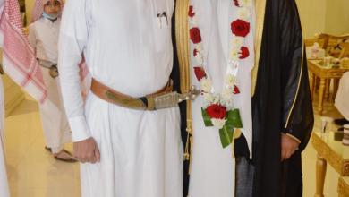 """صورة """"ال الزهيري"""" يحتفلون بزواج وائل"""