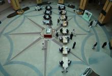 """صورة انطلاق اختبارات القبول التحريرية في برنامج """"نيوم"""" المنتهي بالتوظيف"""