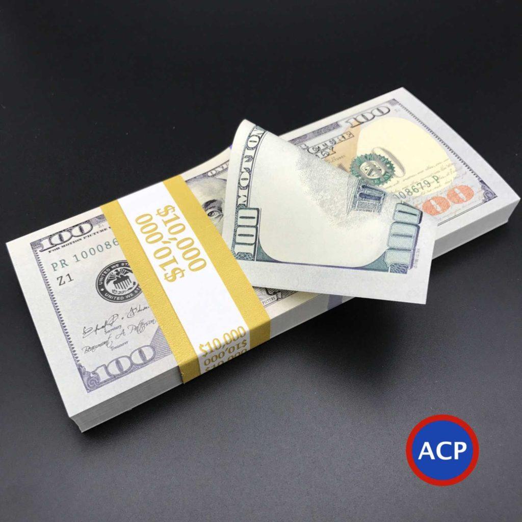 100 Dollar Bill Drop Card Template and Card 100 Dollar Bill Drop Card Template