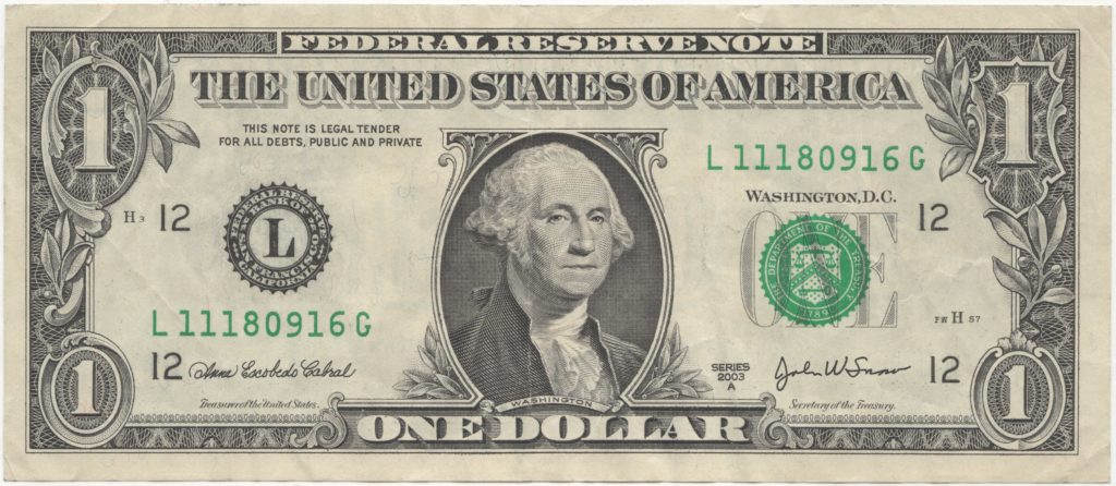 50 Dollar Bill Template and File United States One Dollar Bill Obverse Wikimedia Mons