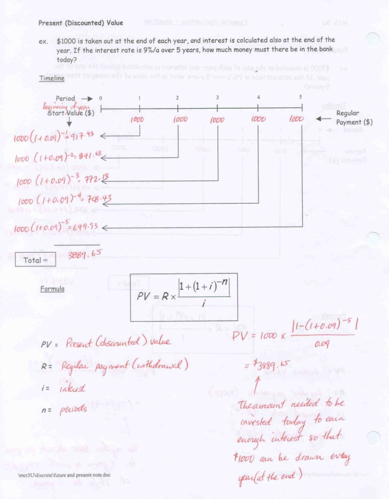 Annuity Worksheet and Annuity Worksheet with Answers and Annuity Worksheet Excel Shaim