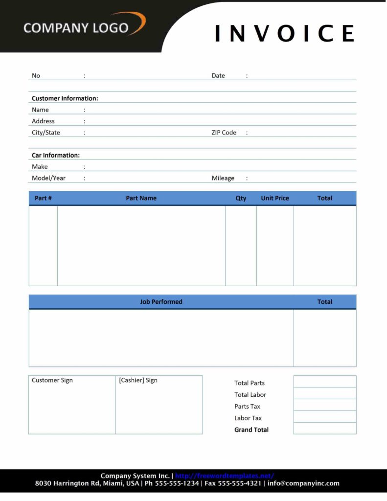 Auto Estimate Template and Auto Repair Estimate Template Excel Cehaer Spreadsheet
