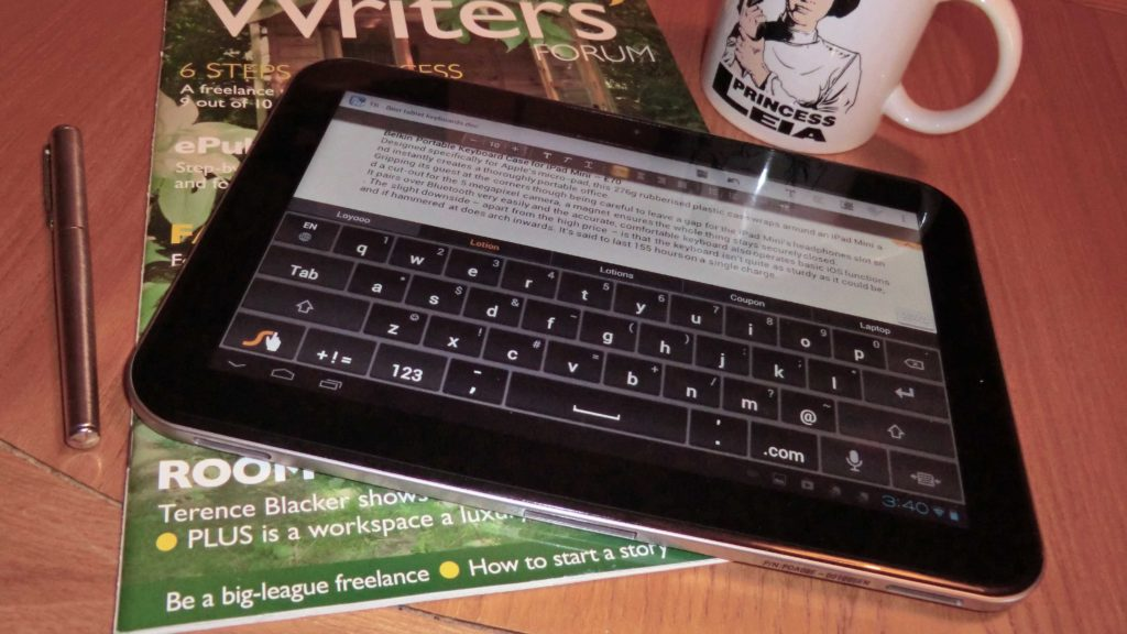 Best Tablet for Excel Spreadsheets and 7 Best Word Processing Apps for Tablets Techradar