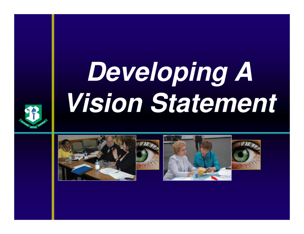 Business Intelligence Vision Statement Examples and Vision Statement Examples for Business Yahoo Image Search
