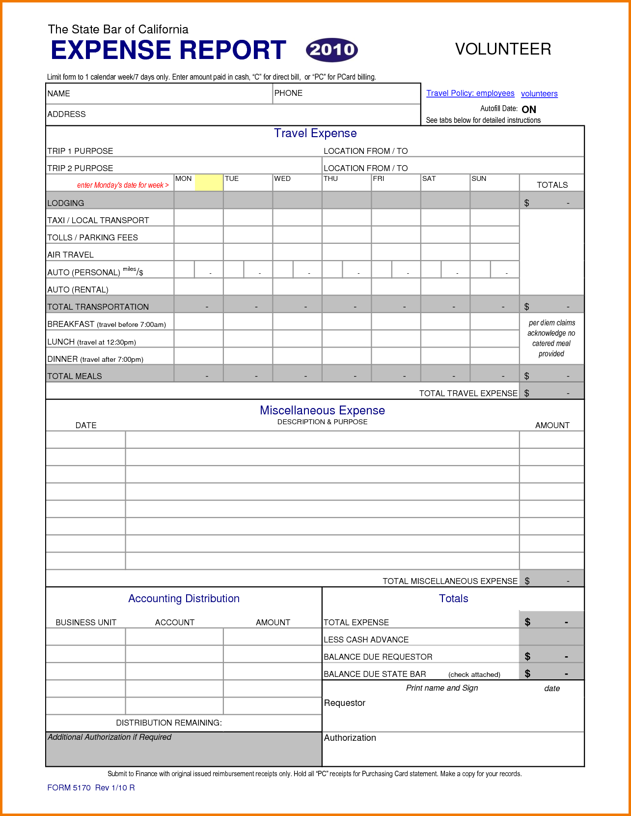 Business Travel Expenses Template and 6 Excel Expense Report Expense Report