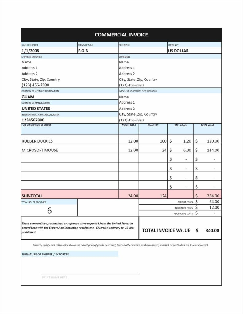 Consultant Billing Template and Statement with Blue Tables by Ronviers Helloalive Billing
