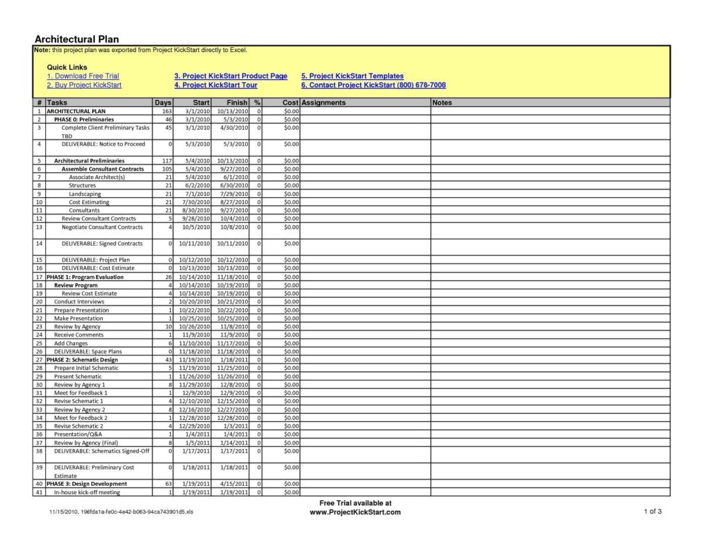 Contractor Estimate Template Excel and Home Construction Project Plan Template Regarding Excel