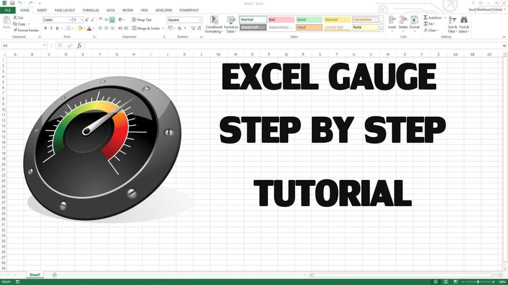 Dashboards In Excel Templates and How to Create Excel Kpi Dashboard with Gauge Control Youtube