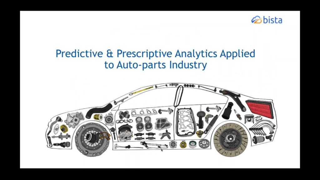 Demand forecasting Excel Template and Auto Parts Inventory forecast Webinars Based On Predictive