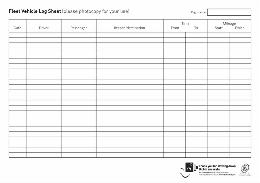Driver Daily Log Sheet Template and for Log Sheet Doc Excel Sign Up Template Sheets Potluck Doc