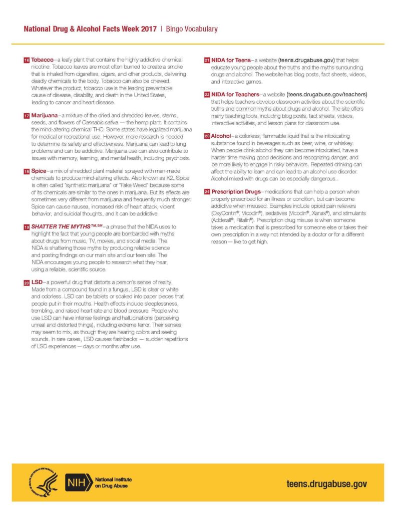 Drug and Alcohol Worksheets for Adults and Pin by Oakland Munity Health Network On Substance Misuse