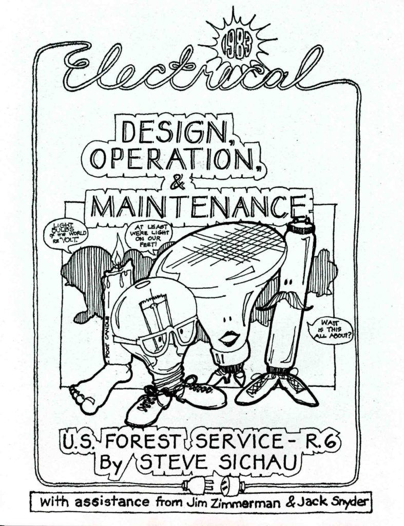 Electrical Engineering Excel Spreadsheets and Region 6 Electrical Design Operation Maintenance the Great