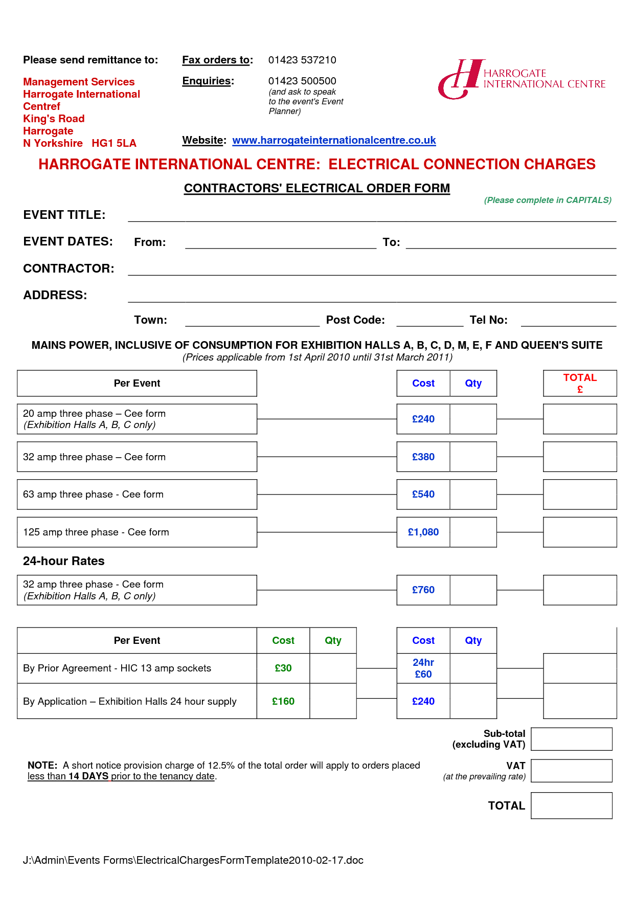 Excel Invoices Templates Free and Sample Invoice Electrical Work Free Invoice Template