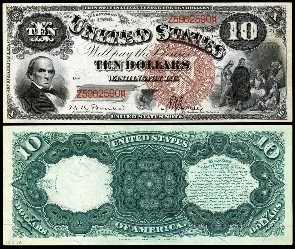 Fake $100 Bill Template and United States Ten Dollar Bill Wikipedia
